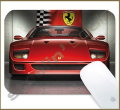 Mouse Pad Rectangular Ferrari - 011