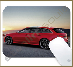 Mouse Pad Rectangular Audi - 012 en internet