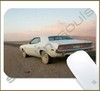 Mouse Pad Rectangular Famous Movies / Series Cars - 012