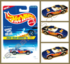 Hot Wheels - Race Team Series III - #4 of 4 Cars - '80s Corvette