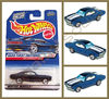 Hot Wheels - First Editions - 1970 Chevelle SS