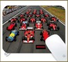 Mouse Pad Rectangular Formula 1 - 013