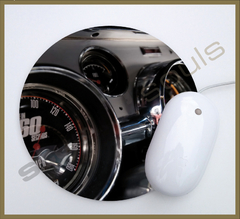 Mouse Pad Circular Speedometer - 14 - comprar online
