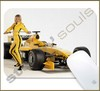 Mouse Pad Rectangular Formula 1 - 014