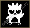 Stickers / Decals - Domo Kun / Pig / Panda - 017