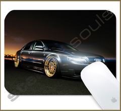 Mouse Pad Rectangular Audi - 016 en internet