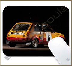 Mouse Pad Rectangular Renault - 016