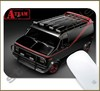 Mouse Pad Rectangular Famous Movies / Series Cars - 016