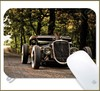Mouse Pad Rectangular Hot Rod - 017