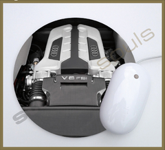 Mouse Pad Circular Engines - 17 - comprar online