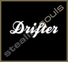 Stickers / Decals - Drift - 018