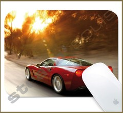 Mouse Pad Rectangular Chevrolet - 018