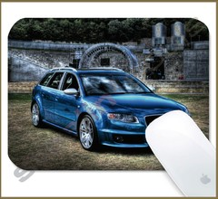 Mouse Pad Rectangular Audi - 019