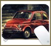 Mouse Pad Rectangular Fiat - 020