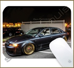 Mouse Pad Rectangular Audi - 020