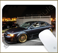 Mouse Pad Rectangular Audi - 020 en internet