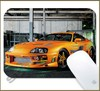 Mouse Pad Rectangular Famous Movies / Series Cars - 021