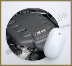 Mouse Pad Circular Engines - 22