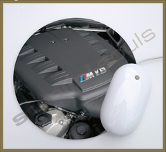 Mouse Pad Circular Engines - 22 en internet