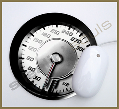 Mouse Pad Circular Speedometer - 22 - comprar online