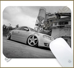 Mouse Pad Rectangular Audi - 025