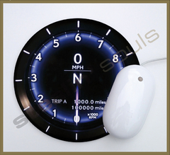 Mouse Pad Circular Speedometer - 26 - comprar online