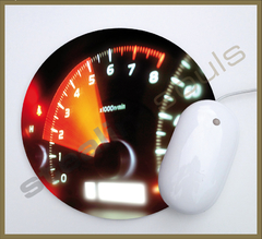 Mouse Pad Circular Speedometer - 27 - comprar online