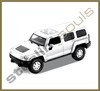 Welly - Hummer H3 (Blanca)