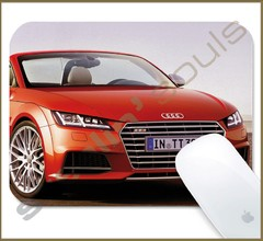 Mouse Pad Rectangular Audi - 031