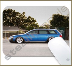 Mouse Pad Rectangular Audi - 033