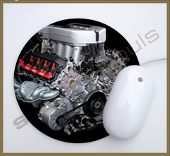 Mouse Pad Circular Engines - 39 - comprar online