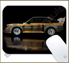Mouse Pad Rectangular Audi - 043