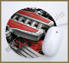 Mouse Pad Circular Engines - 45 - comprar online