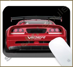 Mouse Pad Rectangular Dodge - 048