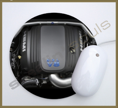 Mouse Pad Circular Engines - 49 - comprar online