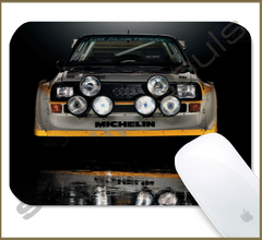 Mouse Pad Rectangular Audi - 053 en internet