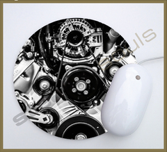 Mouse Pad Circular Engines - 54 - comprar online