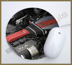 Mouse Pad Circular Engines - 55 - comprar online