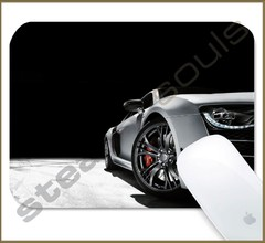 Mouse Pad Rectangular Audi - 058