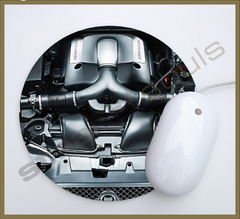 Mouse Pad Circular Engines - 59 - comprar online