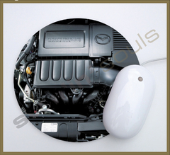 Mouse Pad Circular Engines - 61 - comprar online