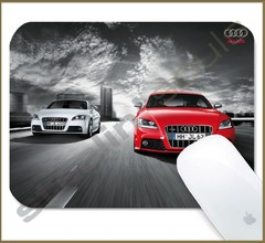 Mouse Pad Rectangular Audi - 075