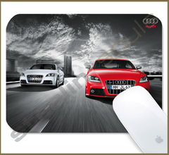 Mouse Pad Rectangular Audi - 075 en internet