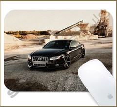 Mouse Pad Rectangular Audi - 078