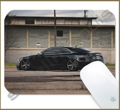 Mouse Pad Rectangular Audi - 081