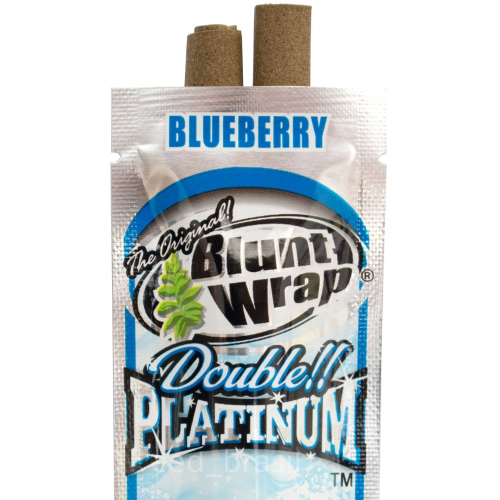 Blunt Wrap Mirtilo (blueberry)