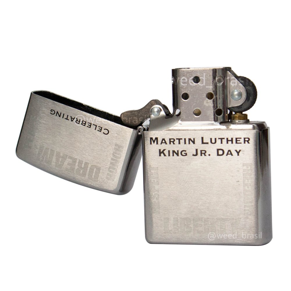 Isqueiro Zippo Martin Luther King Jr. Day