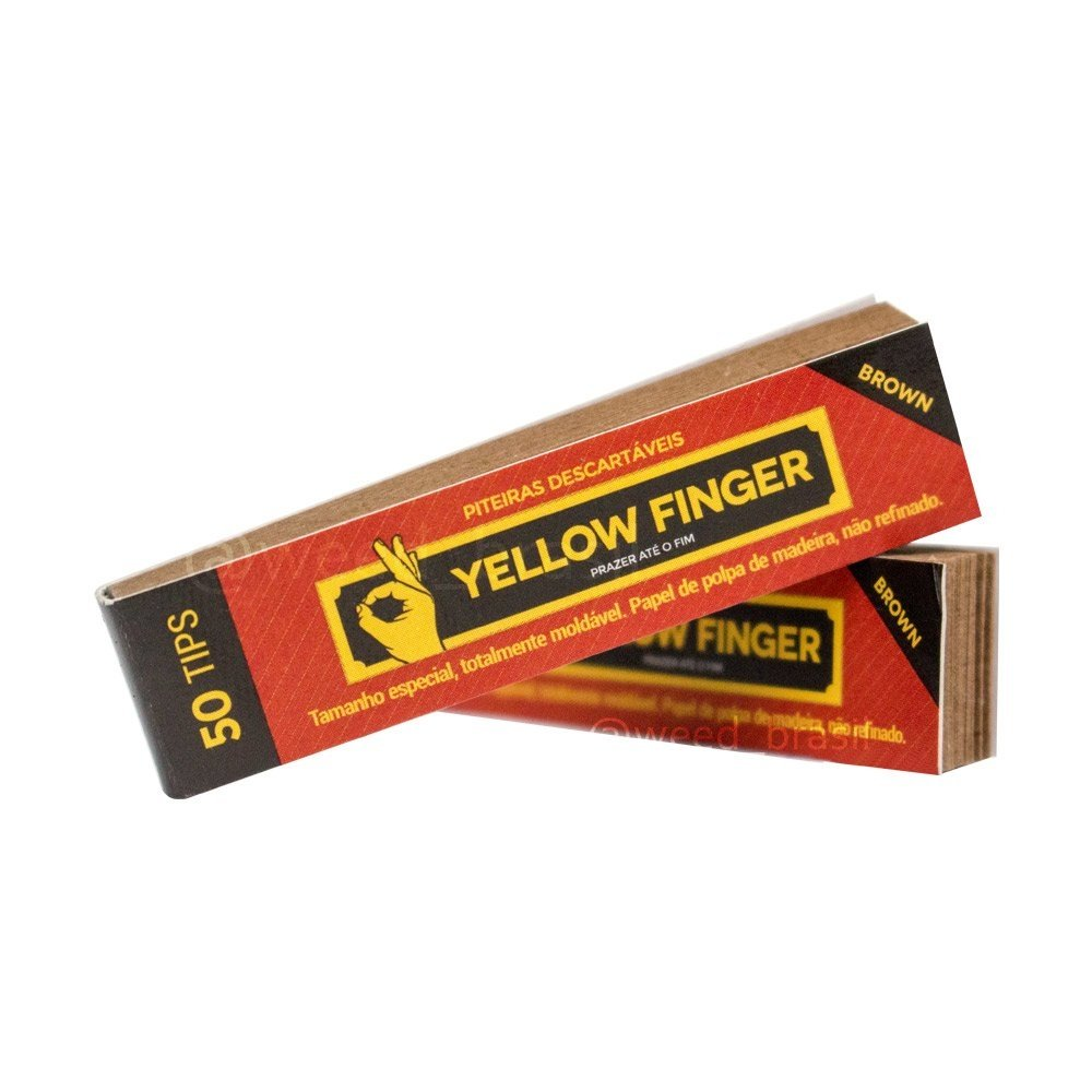 Piteiras Yellow Finger Brown