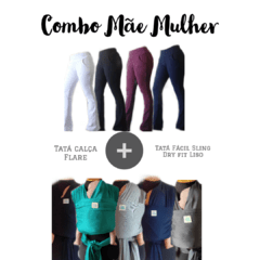 Combo Mãe Mulher - Dry Fit
