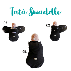 Tatá Swaddle FIT Mescla na internet